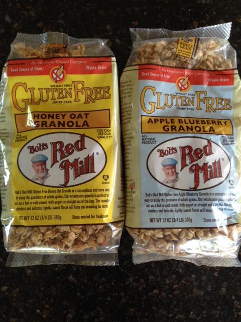 Bob's Red Mill Gluten Free Granola
