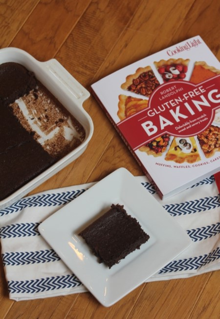 Flourless Peppermint Brownies_