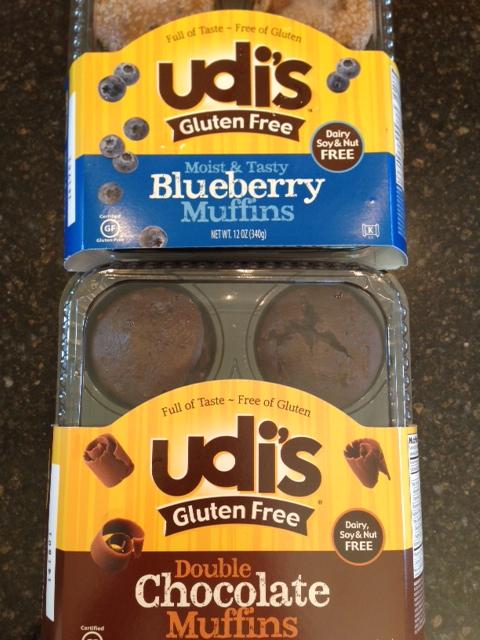 Udi's Gluten Free Muffins {Gluten Free Reviews}