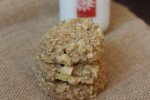 Apple Oatmeal Breakfast Cookies