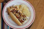 Easy Chili Dogs
