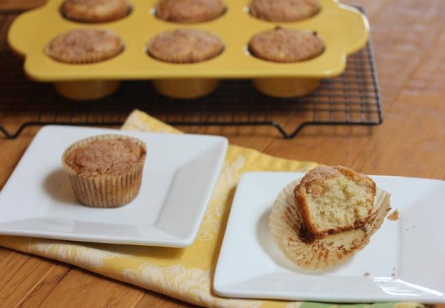 Gluten Free Apple Muffins_