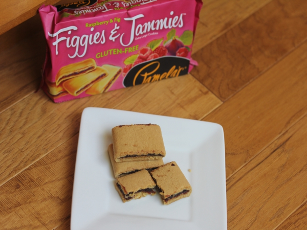 Gluten-Free Fig Cookies (a La Fig Newtons)