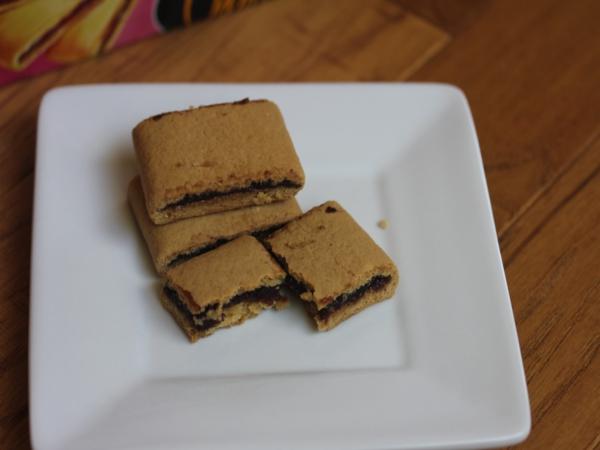 Gluten Free Fig Cookies_