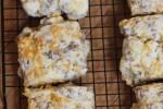 Gluten Free Sausage Cheese Biscuits