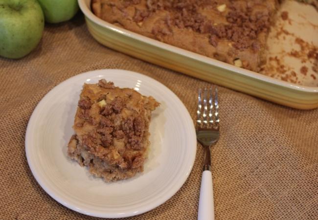 Gluten Free Apple Cake Recipe {Mom's Cake Made Gluten Free ...