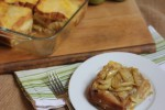 Overnight Oven Apple French Toast -