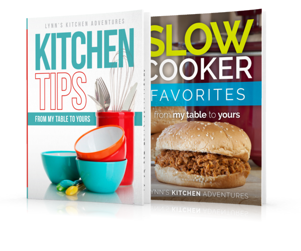 Kitchen Tips and Slow Cooker Favorites