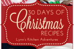 Bacon Wrapped Asparagus {30 Days of Christmas Recipes}