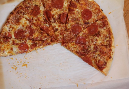 Aldi's pizza 2
