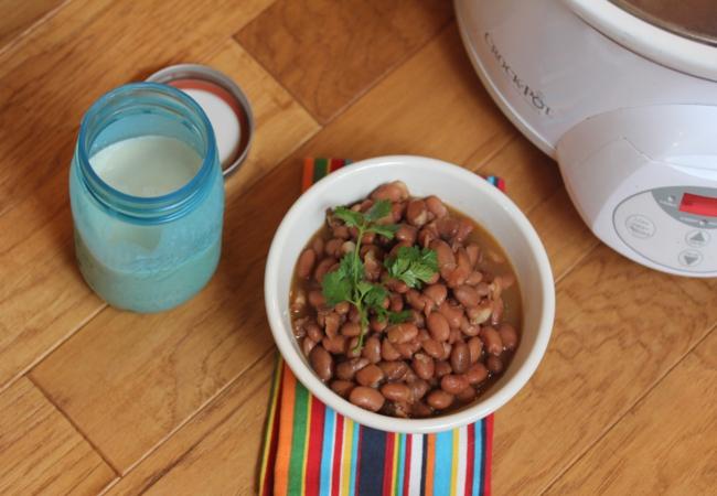 Best Pot of Beans-