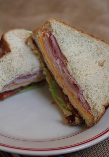 Club Sandwich-
