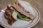 Copycat McAlister's Club Sandwich
