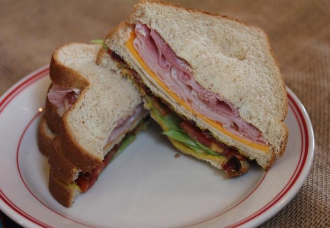 Club Sandwich_