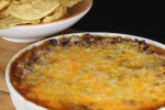 Easy Enchilada Dip ~ 5 Ingredients or Less Recipe