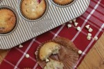 Gluten Free White Chocolate Raspberry Muffins