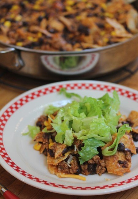 One Pot Taco Dinner-
