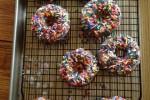 funfetti doughnuts