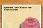 ground beef price