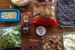 Easy Entertaining and A Simple Mexican Meal