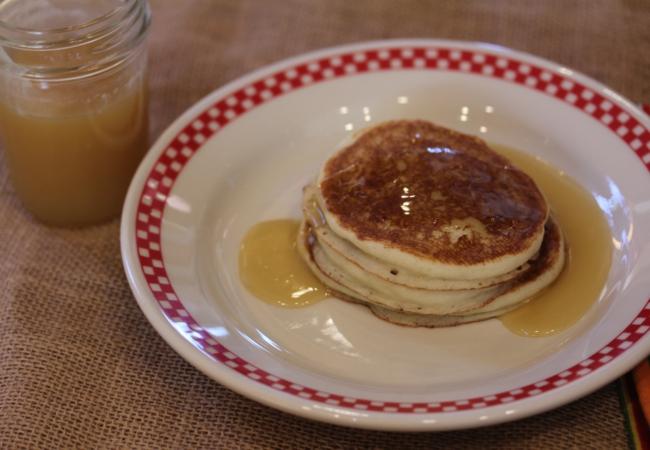 Buttermilk Pancake Syrup