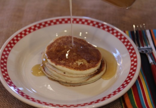 Buttermilk Pancake Syrup-