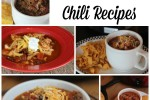 Ten Homemade Chili Recipes
