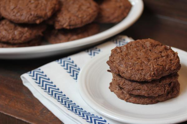 Gluten Free Chocolate Coconut Cookies_