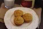 Easy Pumpkin Pancake Muffins