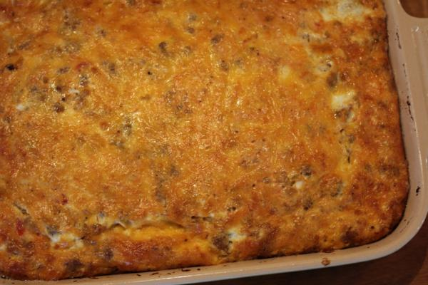 5 Ingredient Oven Omelet__