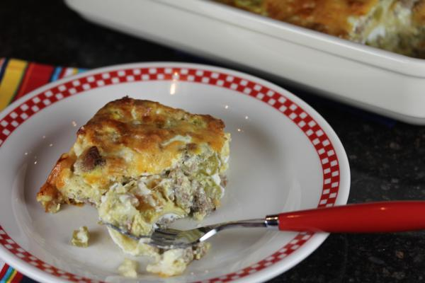 Egg and Chili Casserole_
