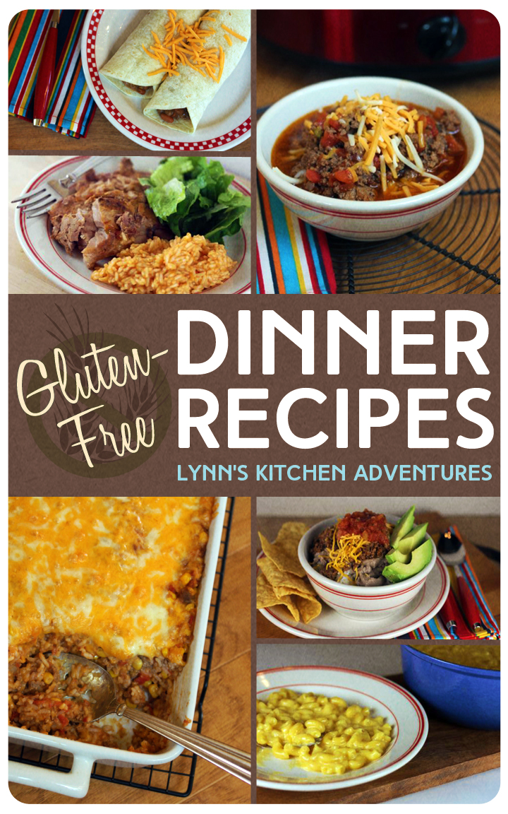 Gluten Free Dinner Recipes #glutenfree #recipes