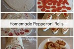 Homemade Pepperoni Rolls