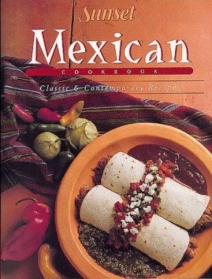 sunset mexican cookbook