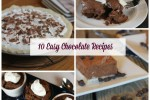 10 Easy Chocolate Recipes