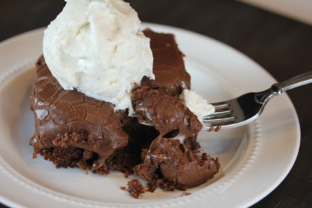 Copycat Double Fudge Cake