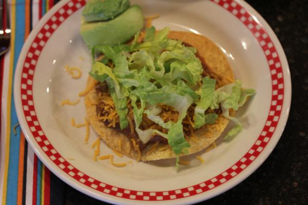 Crock Pot Tostadas-