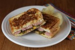 Kielbasa Grilled Cheese with Jalapeno Peppers
