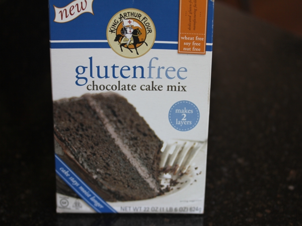 King Arthur Gluten Free Cake Mix