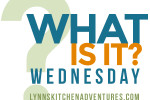 What Is It Wednesday {31}