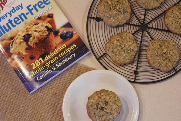 Gluten Free Ancient Grain Cookie-