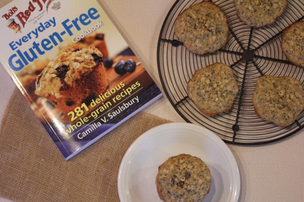 Gluten Free Ancient Grain Cookie__