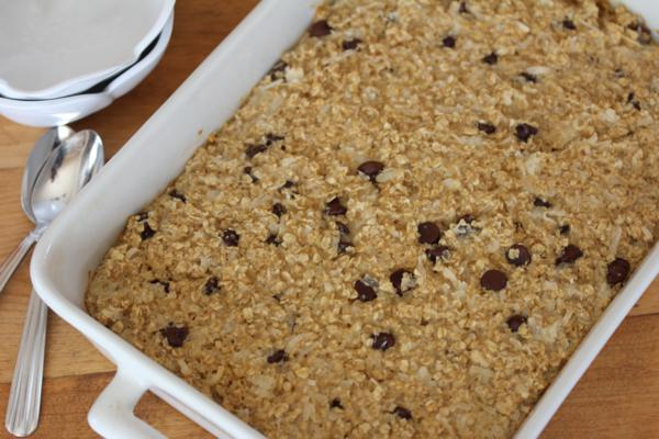 Mounds_Bar Baked Oatmeal