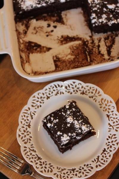 Wacky Cake-