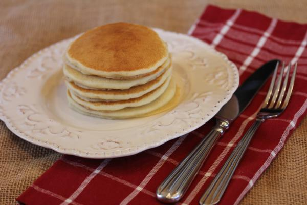 Yeast Raised Pancakes
