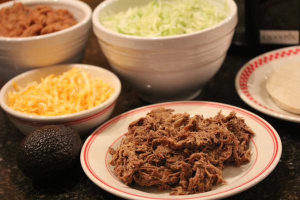 Crock Pot Beef Carnitas_