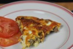 Crustless Bacon Cheeseburger Quiche