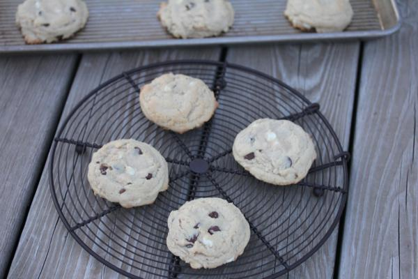 Double Chocolate Pudding Cookies-