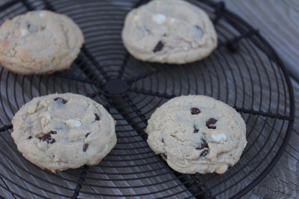 Double- Chocolate Pudding Cookies