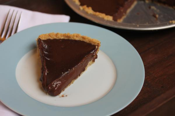 Nestle Chocolate Satin Pie_
